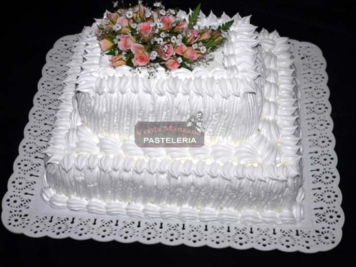 Tortas decoradas con merengue | Tortas decoradas