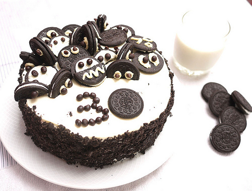 Tortas decoradas con galletitas oreo | Tortas decoradas
