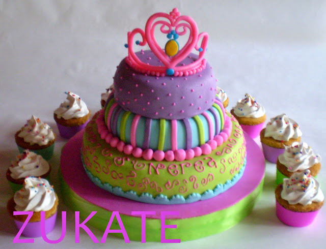15 opciones de tortas decoradas coloridas tortas decoradas for Tortas decoradas sencillas